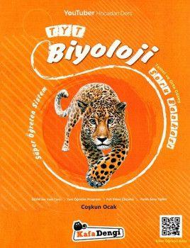 Kafa Dengi Yayınları TYT Biyoloji Temel ve Orta Düzey Soru Bankası