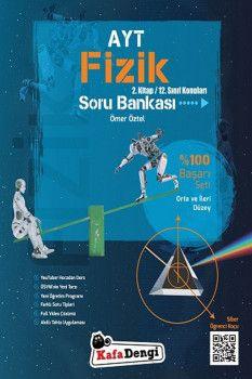 Kafa Dengi Yayınları AYT Fizik Orta ve İleri Düzey Soru Bankası 2. Kitap