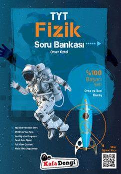 Kafa Dengi Yayınları TYT Fizik Orta ve İleri Düzey Soru Bankası