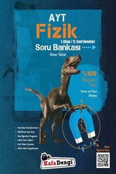 Kafa Dengi Yayınları AYT Fizik Orta ve İleri Düzey Soru Bankası 1. Kitap