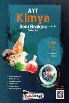 Kafa Dengi Yayınları AYT Kimya Orta ve İleri Düzey Soru Bankası