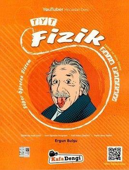 Kafa Dengi Yayınları TYT Fizik Temel ve Orta Düzey Soru Bankası