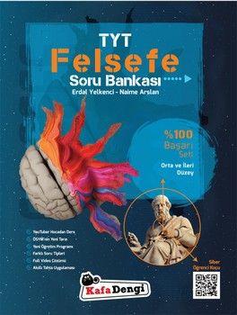 Kafa Dengi Yayınları TYT Felsefe Orta ve İleri Düzey Soru Bankası