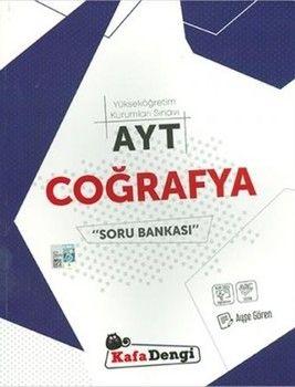Kafa Dengi Yayınları AYT Coğrafya Soru Bankası