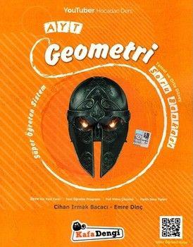 Kafa Dengi Yayınları AYT Geometri Temel ve Orta Düzey Soru Bankası