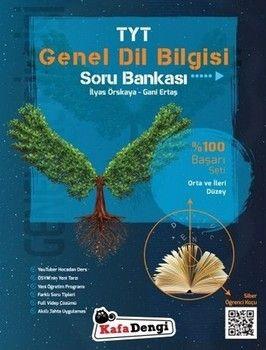 Kafa Dengi Yayınları TYT Genel Dil Bilgisi Orta ve İleri Düzey Soru Bankası
