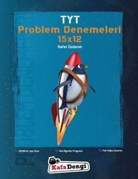 Kafa Dengi Yayınları TYT Problem 15x12 Denemeleri