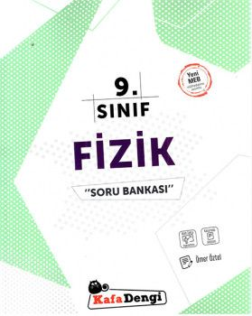 Kafa Dengi Yayınları 9. Sınıf Fizik Soru Bankası