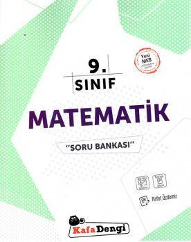 Kafa Dengi Yayınları 9. Sınıf Matematik Soru Bankası