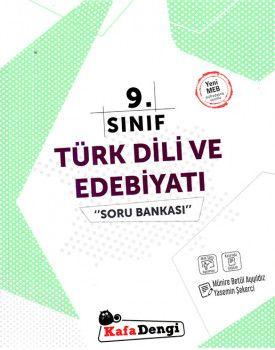 Kafa Dengi Yayınları 9. Sınıf Türk Dili ve Edebiyatı Soru Bankası