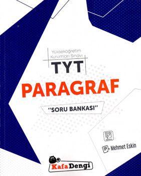 Kafa Dengi Yayınları TYT Paragraf Soru Bankası