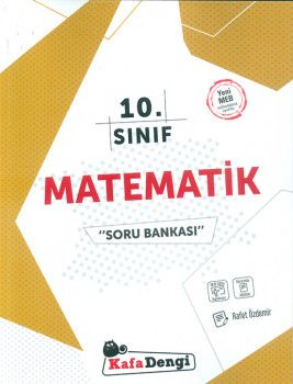 Kafa Dengi Yayınları 10. Sınıf Matematik Soru Bankası