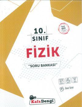 Kafa Dengi Yayınları 10. Sınıf Fizik Soru Bankası