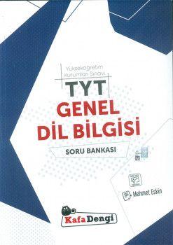 Kafa Dengi Yayınları TYT Genel Dil Bilgisi Soru Bankası