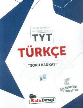 Kafa Dengi Yayınları TYT Türkçe Soru Bankası
