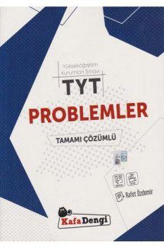 Kafa Dengi Yayınları TYT Problemler Tamamı Çözümlü