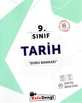 Kafa Dengi Yayınları 9. Sınıf Tarih Soru Bankası
