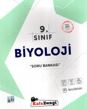 Kafa Dengi Yayınları 9. Sınıf Biyoloji Soru Bankası