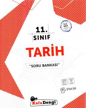 Kafa Dengi Yayınları 11. Sınıf Tarih Soru Bankası