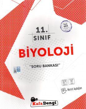 Kafa Dengi Yayınları 11. Sınıf Biyoloji Soru Bankası