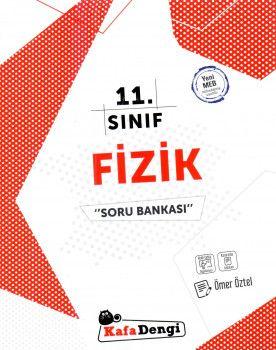Kafa Dengi Yayınları 11. Sınıf Fizik Soru Bankası