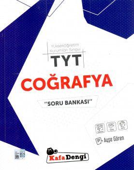Kafa Dengi Yayınları TYT Coğrafya Soru Bankası