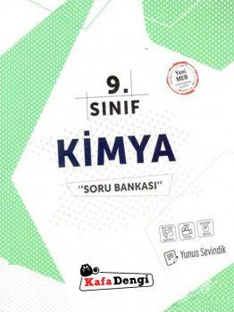 Kafa Dengi Yayınları 9. Sınıf Kimya Soru Bankası