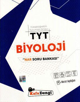 Kafa Dengi Yayınları TYT Biyoloji Nar Soru Bankası