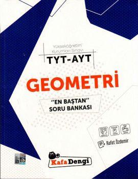 Kafa Dengi Yayınları TYT AYT Geometri En Baştan Soru Bankası