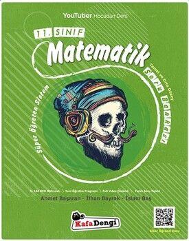 Kafa Dengi Yayınları 11. Sınıf Matematik Temel ve Orta Düzey Soru Bankası