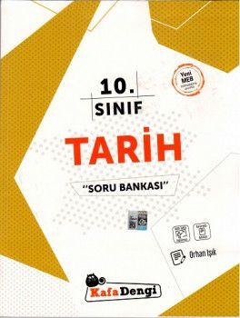 Kafa Dengi Yayınları 10. Sınıf Tarih Soru Bankası