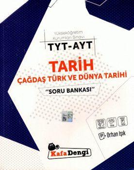Kafa Dengi Yayınları TYT AYT Tarih Çağdaş Türk ve Dünya Tarihi