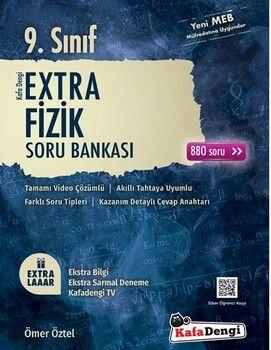 Kafa Dengi Yayınları 9. Sınıf Fizik Extra Soru Bankası