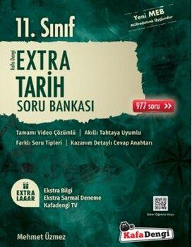 Kafa Dengi Yayınları 11. Sınıf Tarih Extra Soru Bankası