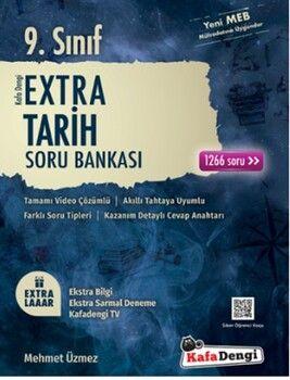 Kafa Dengi Yayınları 9. Sınıf Tarih Extra Soru Bankası