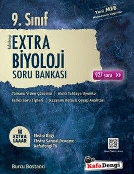 Kafa Dengi Yayınları 9. Sınıf Biyoloji Extra Soru Bankası
