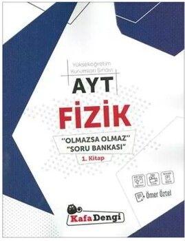 Kafa Dengi Yayınları AYT Fizik Soru Bankası 1. Kitap
