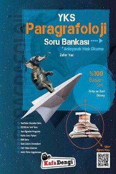 Kafa Dengi YKS Paragrafoloji Orta ve İleri Düzey Soru Bankası