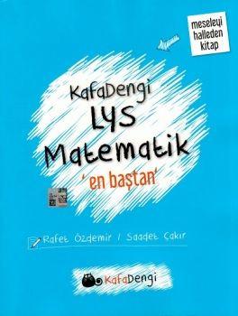 Kafadengi Yayınları LYS Matematik En Baştan Soru Kitabı