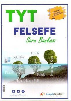 Kampüs Yayınları TYT Felsefe Soru Bankası