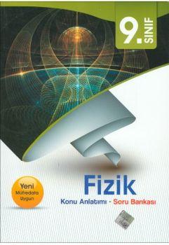 Kampüs Yayınları 9. Sınıf Fizik Konu Anlatımlı Soru Bankası