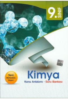 Kampüs Yayınları 9. Sınıf Kimya Konu Anlatımlı Soru Bankası