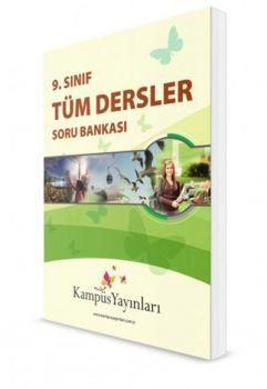 Kampüs Yayınları 9. Sınıf Tüm Dersler Soru Bankası