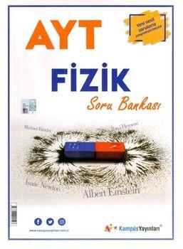 Kampüs Yayınları AYT Fizik Soru Bankası