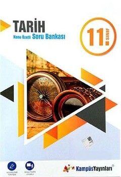 Kampüs Yayınları 11. Sınıf Tarih Konu Özetli Soru Bankası