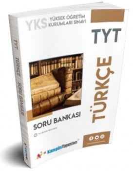 Kampüs Yayınları TYT Türkçe Soru Bankası