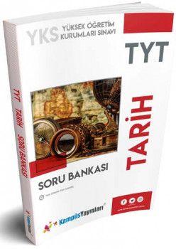 Kampüs Yayınları TYT Tarih Soru Bankası