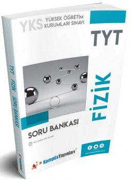 Kampüs Yayınları TYT Fizik Soru Bankası