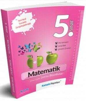 Kampüs Yayınları 5. Sınıf Matematik Konu Özetli Soru Bankası
