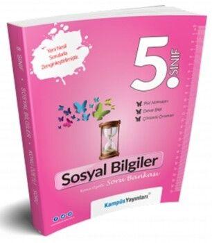 Kampüs Yayınları 5. Sınıf Sosyal Bilgiler Konu Özetli Soru Bankası